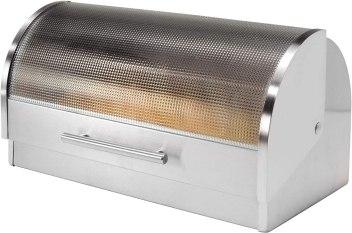 Oggi Stainless Steel Bread Box