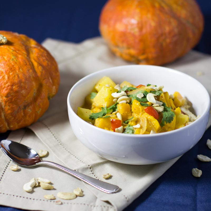 Best Pumpkin Curry