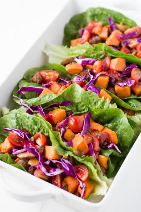 Paleo Lettuce Wraps-100