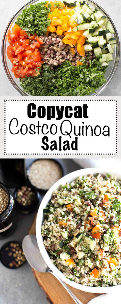 Copycat Costco Quinoa Salad Recipe Kitchen Of Eatin