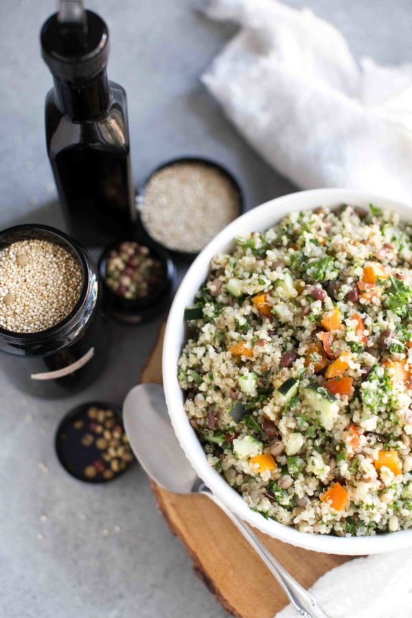 Costco Quinoa Salad Recipe