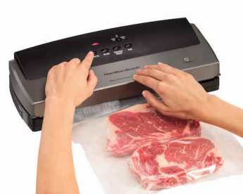 common problems vacuum food sealer