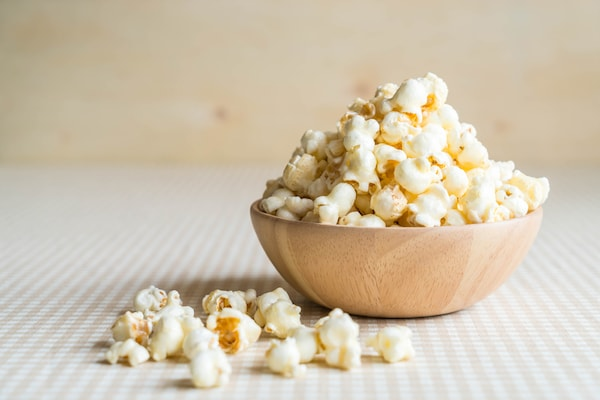 How Many Calories Are In Popcorn