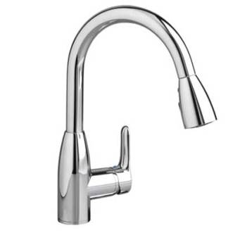 American Standard 4175.300.002 Colony Soft Pull-Down Kitchen Faucet