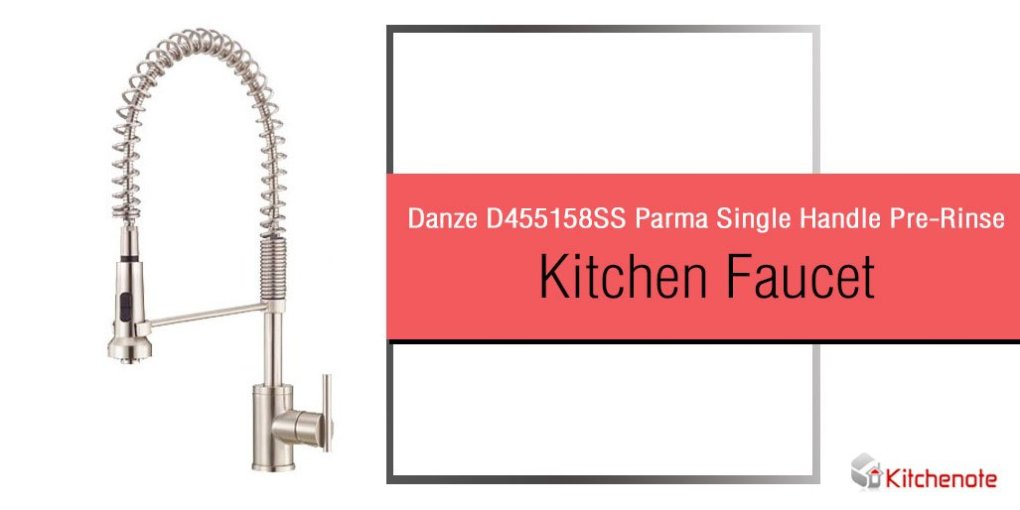 Danze D455158SS Parma Single Handle Pre-Rinse Faucet Review