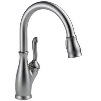 Delta 9178-AR-DST Leland Kitchen Faucet