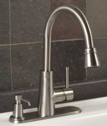 Deck Plate Faucets