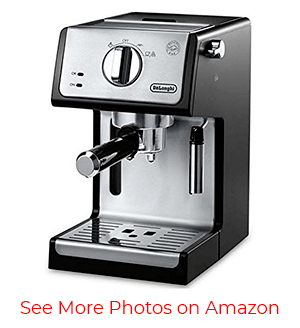 "De'Longhi ECP3420 15"" Cappuccino Machine – Top Quality in the Price"