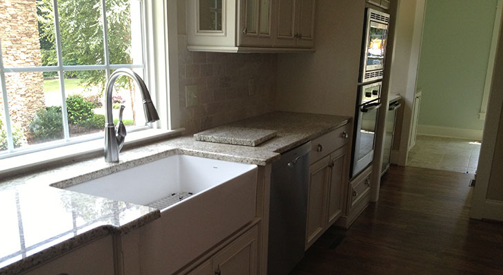 Corian Countertop in the Kitchen