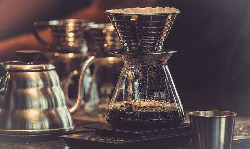 Choose a Coffee Bean for Coffee Brewing