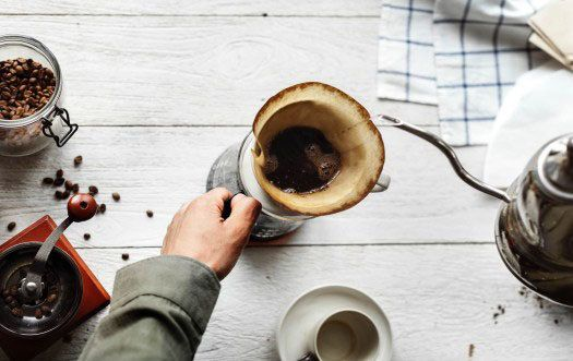 Coffee Brewing Methods Boiling