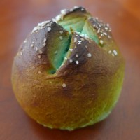 Alien Xenomorph Pretzel Bread Eggs