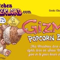 Edible Art: Gizmo's Popcorn Balls