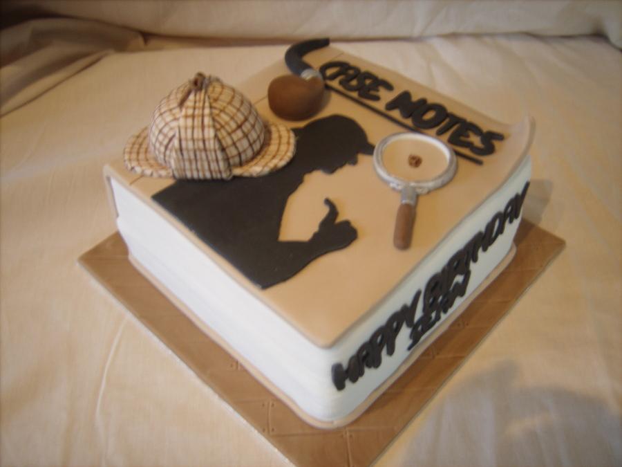 Happy Birthday Cake Sir