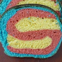 Superman Sandwich Slices