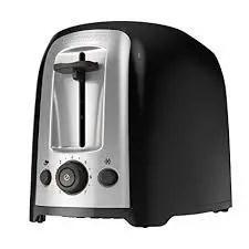 BLACK+DECKER 2-Slice Extra Wide Slot Toaster, Classic