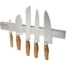 CLEARANCE! Stainless Steel Magnetic Knife Holder
