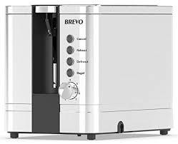 BREVO 2-Slice Extra Wide Slot Toaster
