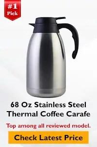Best Coffee Carafes