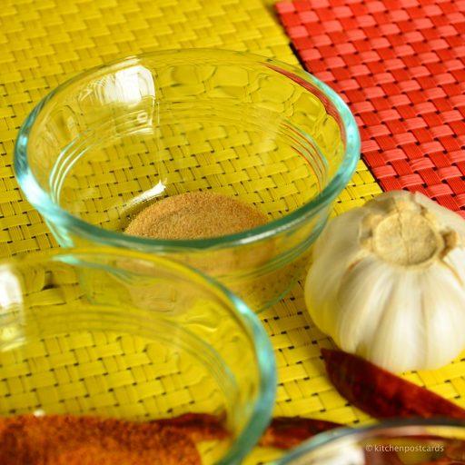 Powdered Garlic
