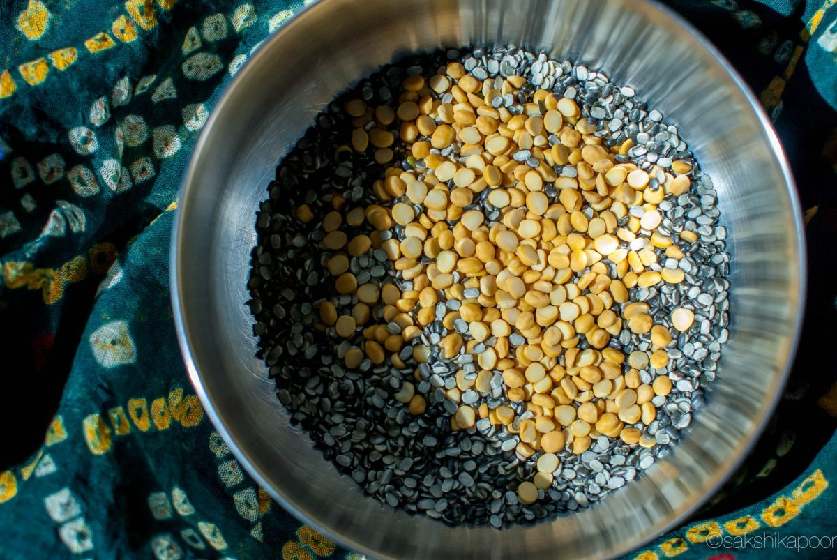 Urad chana Dhaba style dal recipe