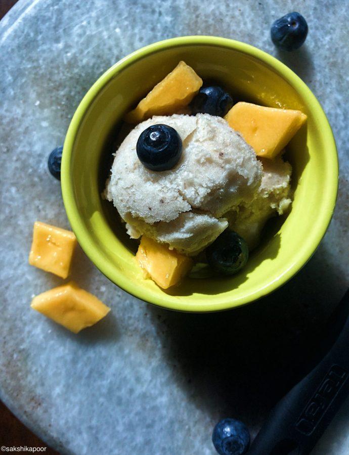 The Easiest Homemade Ice-cream