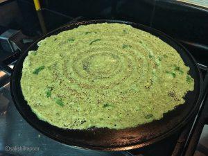 Easy Moong Dal Cheela Recipe