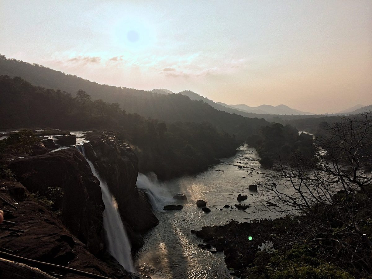 Kerala Athirappilly Waterfalls