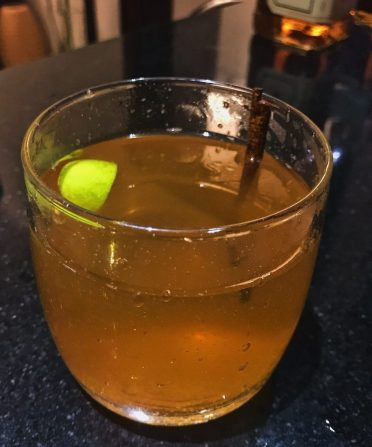 Hot toddy recipe for cold