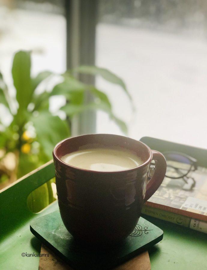 Beaten Coffee – a homemade Cappuccino experience