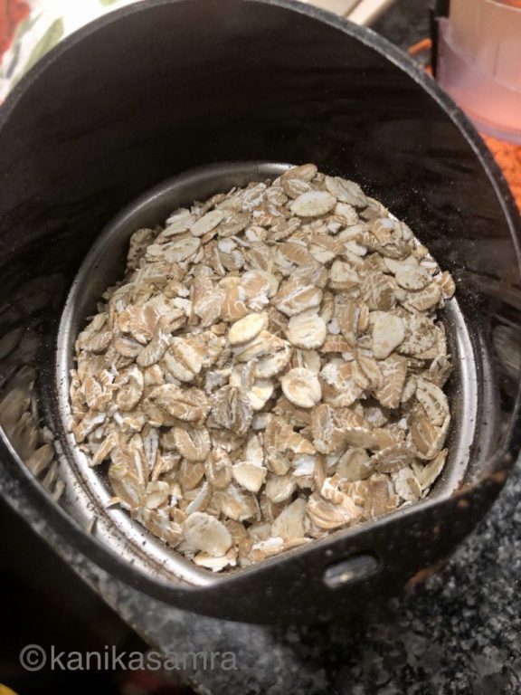 Rolled oats