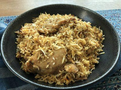 Awadhi Chicken Biryani recipe