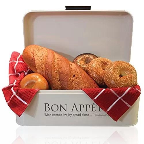 best bread storage