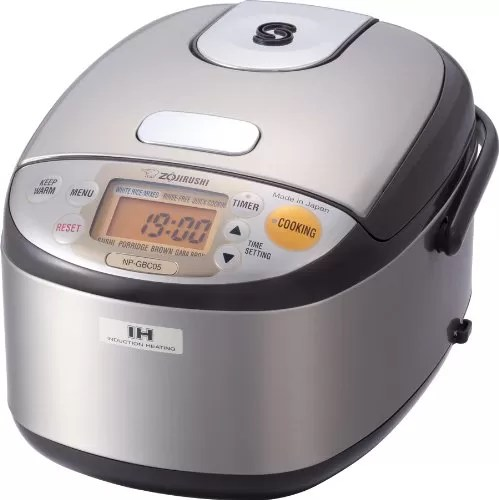 japan rice cooker brand
