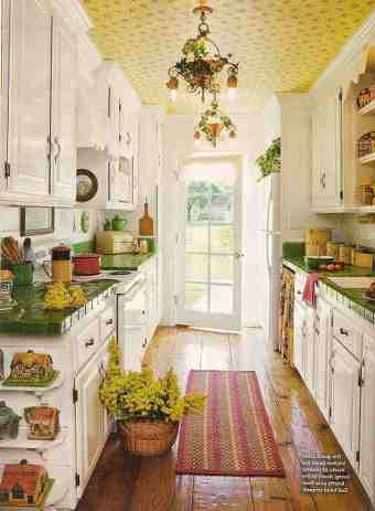 Wtsenates Extraordinary Country Kitchen Decorating Ideas In Collection 5636