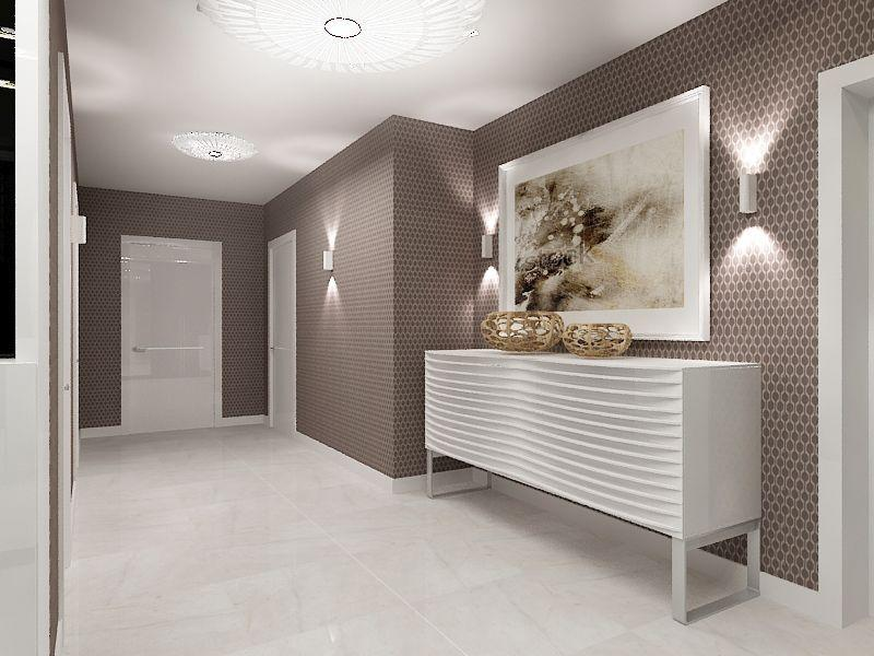 Дизайн и интерьер Gradiz Kvartira Na 23 Etage 3d  8  1200 0