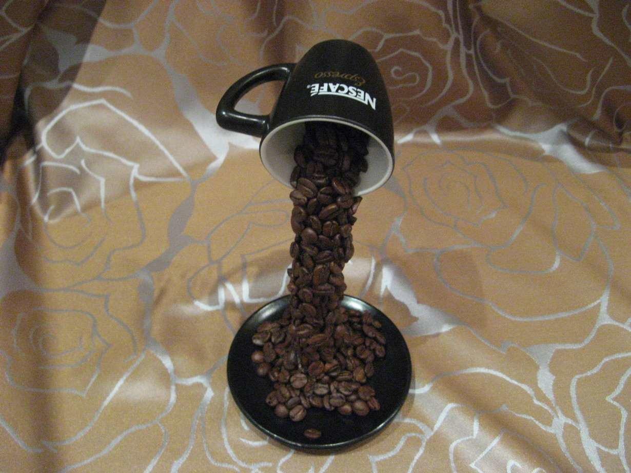 или кофейный водопад из чашки мастер класс фото делом определилась