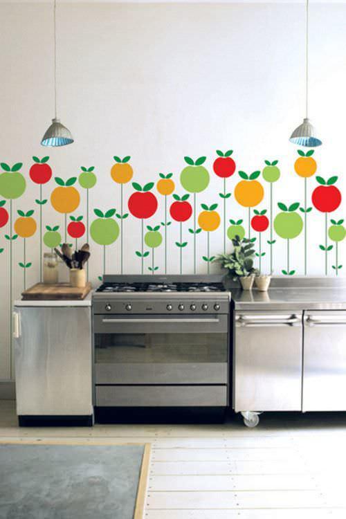 Paredes En La Cocina Ideas De Diseño Decoración De Paredes En La Cocina 42 Fotos Consejos Y Trucos