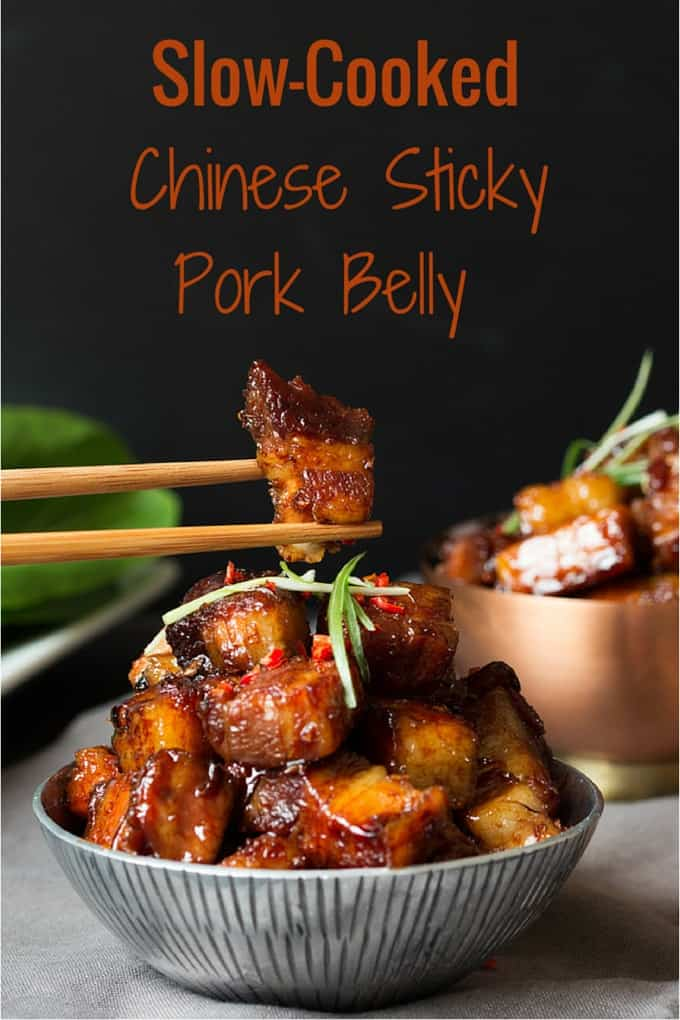 Sticky Chinese Pork Belly - Nickys Kitchen Sanctuary-5713