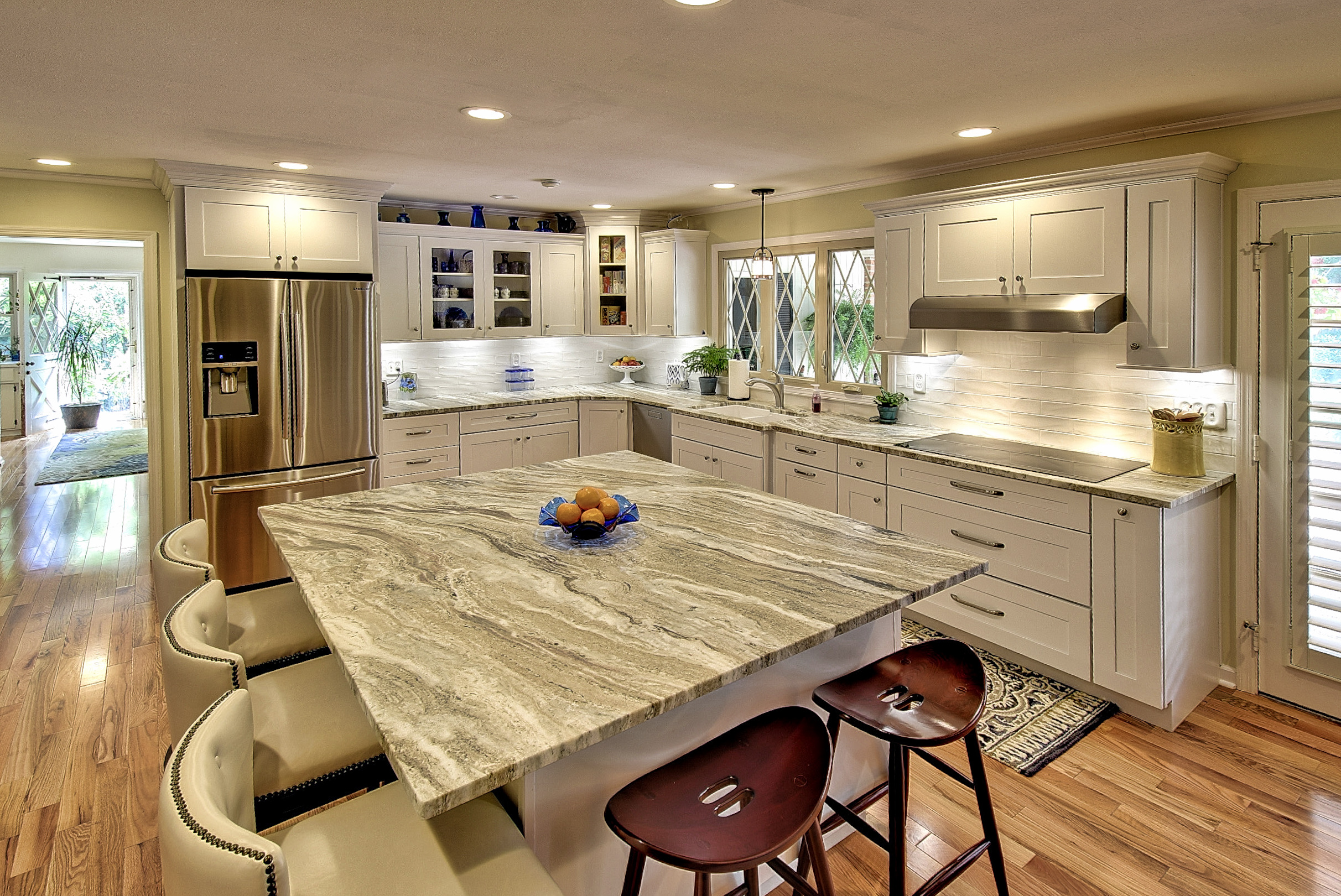 kitchen remodle how to protect hardwood floors in johnson city cabinet retailer kitchens by design remodel tn