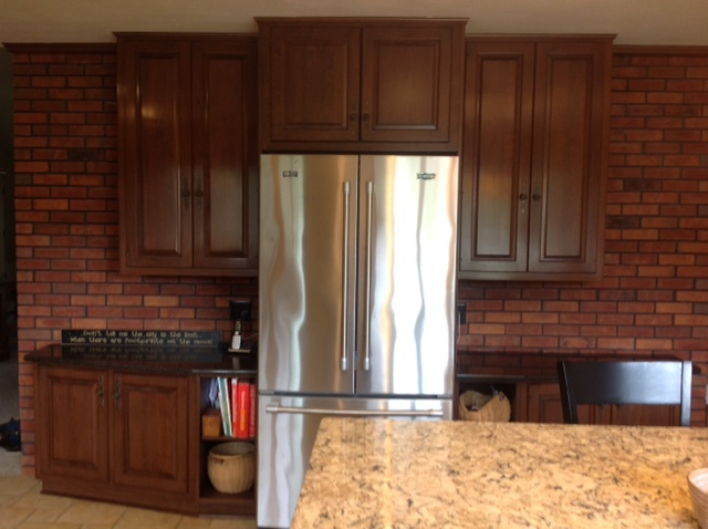 Adding Cabinets To An Existing Kitchen Kitchens By Diane