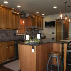 Kitchen Cabinets Mn Light Covers Kraftmaid Hickory Amhurst Cabinetry! | Kitchens & Baths By ...