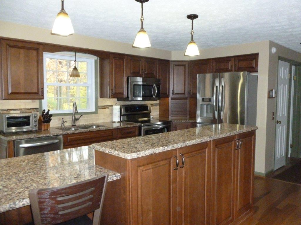 rochester kitchen remodeling wall cabinets with glass doors kitchens by premier gallery