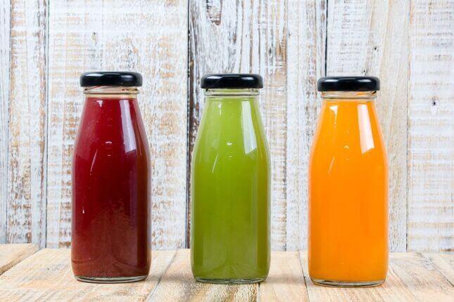 fresh juice shelf life