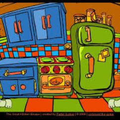 Kitchen Game Paint For Walls Scramble Games Archives Kiddie