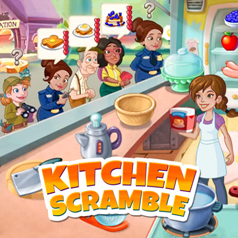 kitchen cooking games islands in kitchens scramble game play