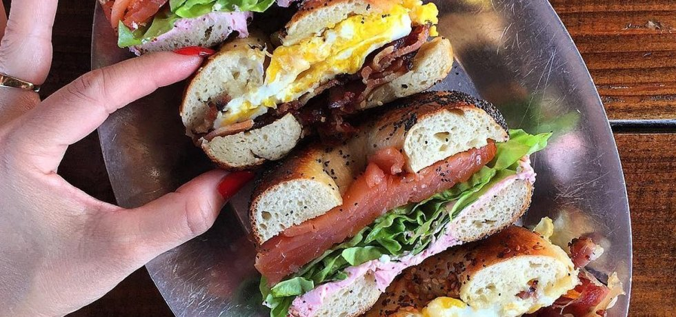 Instagram Foodies Breakfast Sandwiches