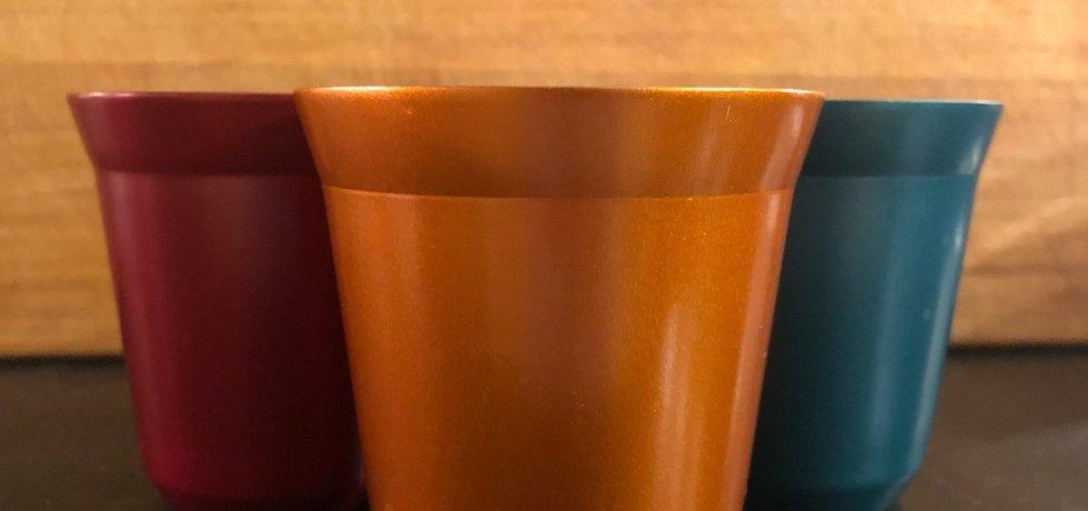 Nespresso Pixie Collection