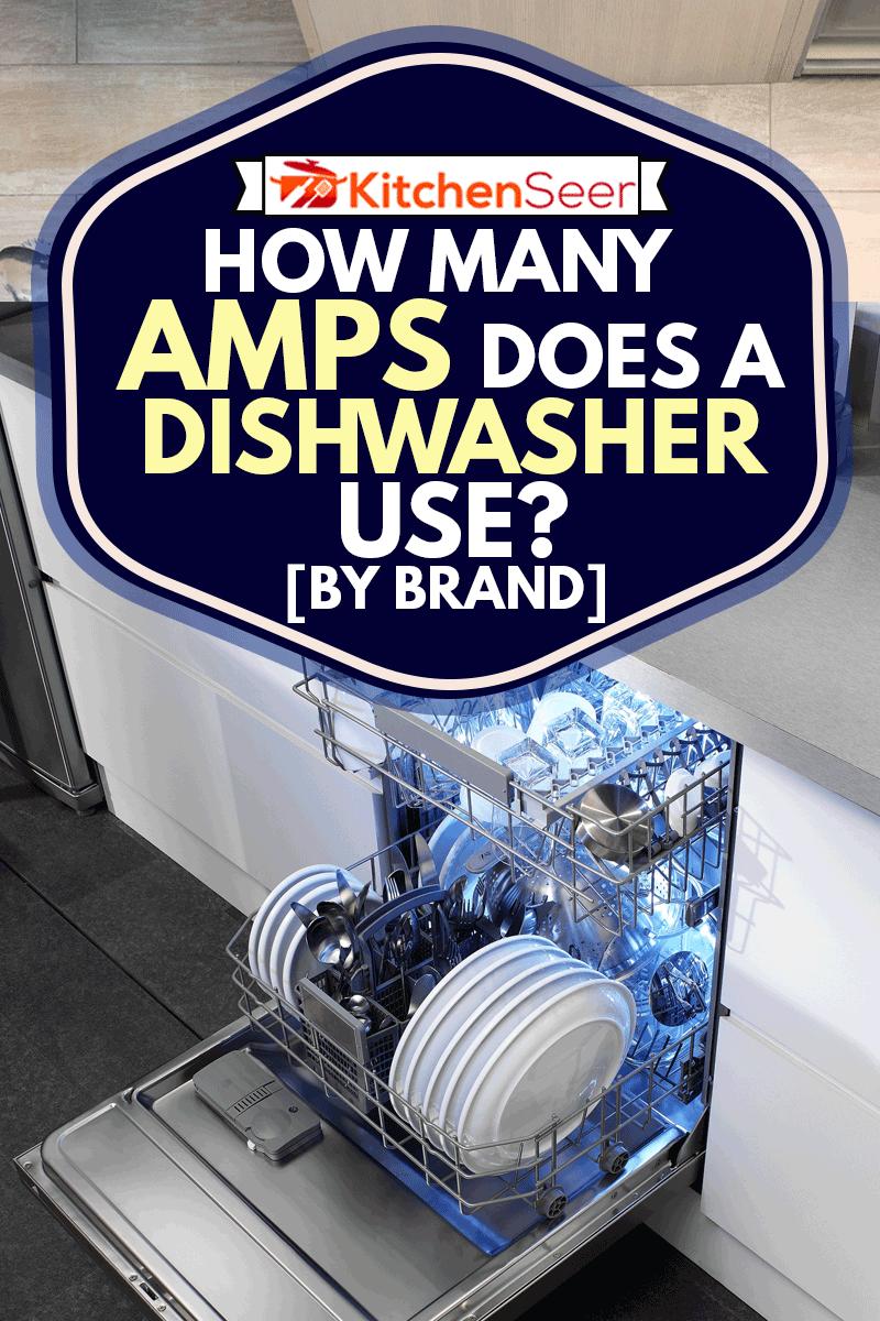 How Many Amps Is A Dishwasher : dishwasher, Dishwasher, Brand], Kitchen
