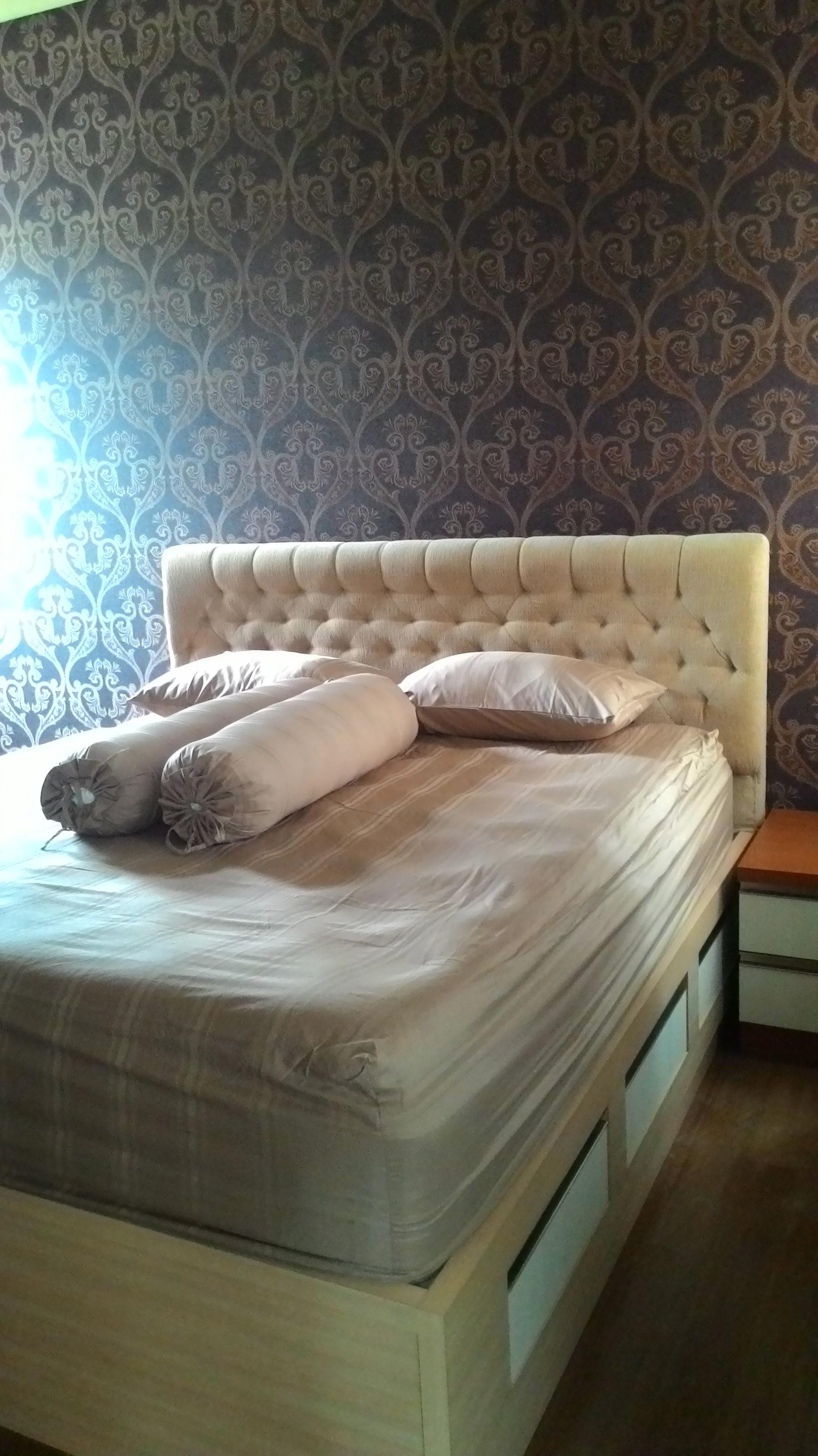 Bed Set Disain Kamar Minimalis  kitchensetbogor